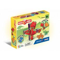 Geomag Magicube dinoszaurusz mágneses építőjáték - Geomag építőjátékok - Építőjátékok Geomag Magicube