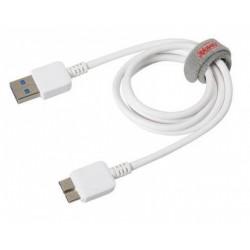 USB KÁBEL USB 3.0 MICRO B-USB ÁTALAKÍTÓ KÁBEL 1 MÉTER Otthon Otthon