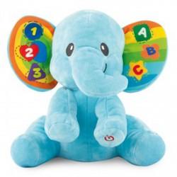 Tanulj velem elefánt - Bébijátékok - Bébijátékok Winfun