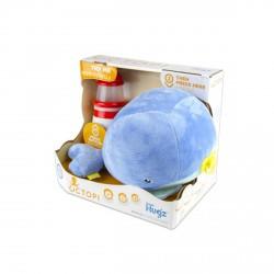 Octopi interaktív bálna bébijáték - Plüss és állat,-mesefigurák - Plüss és állat,-mesefigurák Ocean Hugz