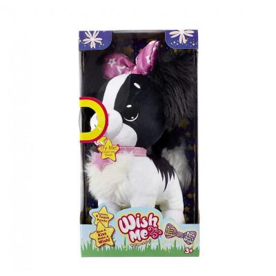 Kívánságpajti - Fekete kutyus - KÍVÁNSÁGPAJTI PLÜSSÖK