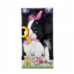 Kívánságpajti - Fekete kutyus - KÍVÁNSÁGPAJTI PLÜSSÖK - KÍVÁNSÁGPAJTI PLÜSSÖK Kívánságpajti