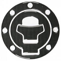 Lampa tanksapka dísz - SUZUKI - Carbon mintával - TANKDÍSZ - DEKORÁCIÓ