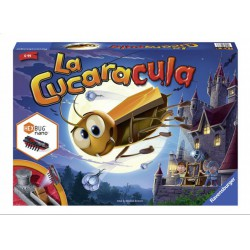 Ravensburger La Cucaracula társasjáték - Társasjátékok - Társasjátékok Ravensburger