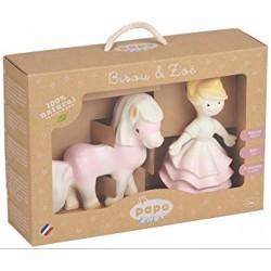 Papo Baby Zoe és Bisou figura készlet - PAPO figurák - Bébijátékok Papo