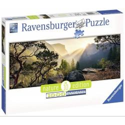 Ravensburger Yosemite Nemzeti Park 1000 darabos panoráma puzzle - RAVENSBURGER játékok - Kirakók, puzzle-ok Ravensburger