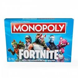 Monopoly Fortnite társasjáték - angol nyelven - Társasjátékok - FORTNITE játékok, plüssök, meglepik Monopoly