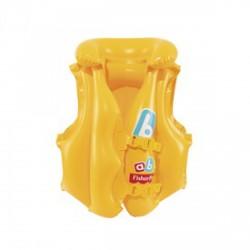 Bestway Úszómellény - sárga, 51x46 cm - BESTWAY strandcikkek - BESTWAY strandcikkek Bestway