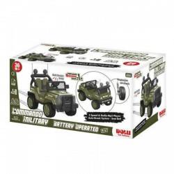 Dolu akkumulátoros beülős katonai autó - Járművek - Járművek Dolu