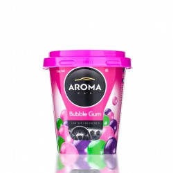 Aroma Car Cup Gel - Poharas Zselés illatosító - 130g - Bubble Gum - ILLATOSÍTÓK - ÁPOLÁS