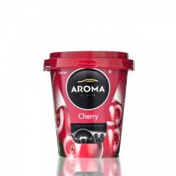 Aroma Car Cup Gel - Poharas Zselés illatosító - 130g - Cherry / Cseresznye - ILLATOSÍTÓK - ÁPOLÁS