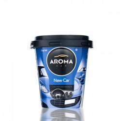 Aroma Car Cup Gel - Poharas Zselés illatosító - 130g - New Car / Új Autó - ILLATOSÍTÓK - ÁPOLÁS