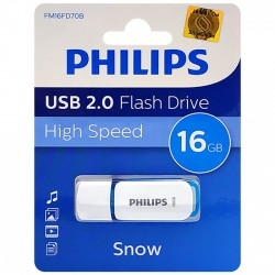 Philips Snow USB2.0 Pendrive - 16GB Otthon Otthon