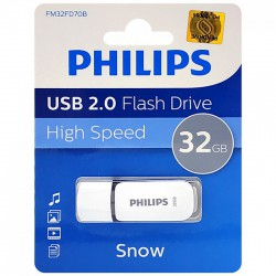 Philips Snow USB2.0 Pendrive - 32GB Otthon Otthon