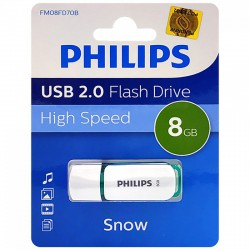 Philips Snow USB2.0 Pendrive - 8GB Otthon Otthon
