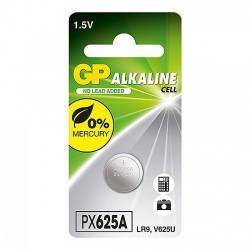 GP Alkaline PX625 - Alkáli Gomb Elem - Központi Zárakhoz - ELEKTROMOS - ELEKTROMOS