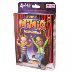 MimiQ - Body Pózpárbaj társasjáték - Társasjátékok - Kirakók, puzzle-ok MimiQ