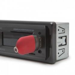 AUTÓRÁDIÓ M.N.C. STREAM MP3 4X25W SD KÁRTYA USB - ELEKTRONIKA - ELEKTRONIKA