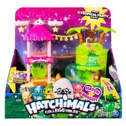 Hatchimals Kristály Kanyon játékszett - SPIN-6044052 - Hatchimals plüssök tojásban - Hatchimals plüssök tojásban Hatchimals