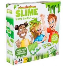 Nickelodeon Slime Smash társasjáték - Társasjátékok - Társasjátékok Nickelodeon