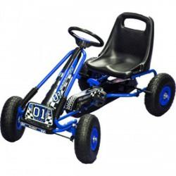 Gokart max. 30 kg kék színben - Járművek - Járművek