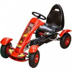 Gokart max. 50 kg piros - Járművek - Járművek