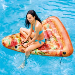 INTEX Pizza szelet gumimatrac - 175x145 cm - BESTWAY strandcikkek - BESTWAY strandcikkek Intex