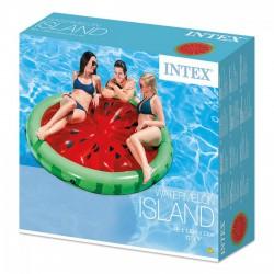 INTEX Görögdinnye sziget matrac - 183x23 cm - BESTWAY strandcikkek - BESTWAY strandcikkek Intex