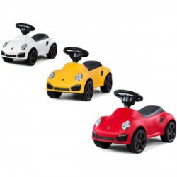Rastar Porsche 911 lábbal hajtós kisautó - többféle színben - Járművek
