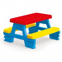 DOLU piknik asztal 4 személyes - Kerti és vízes játékok - Kerti és vízes játékok Dolu