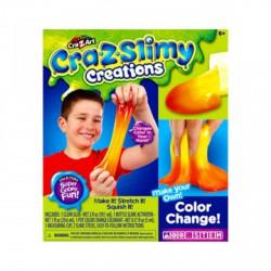 Cra-Z-Art Slimy színváltós slime készítő szett - Cra-Z-Knitz kreatív játékok - Cra-Z-Knitz kreatív játékok Cra-Z-Art