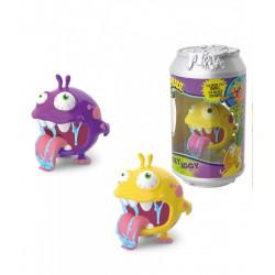 Shake Headz - Rázós haverok Undorító Iggy lila - SHAKE HEADZ - Rázós haverok játékok - Plüss és állat,-mesefigurák Shake Headz - Rázós haverok