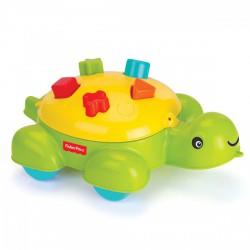 Fisher-Price teknős formakereső bébijáték - Fisher-Price - Bébijátékok Fisher-price