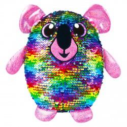 Simiflitter koala figura - 20 cm, szivárvány - Simiflitter plüssök, játékok - Plüss és állat,-mesefigurák Simiflitter