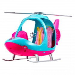 Barbie Dreamhouse helikopter - Barbie babák - Barbie babák Barbie