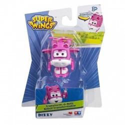 Super Wings Átalakuló játékrepülő, Dizzy (kicsi) - SUPER WINGS játékok - Plüss és állat,-mesefigurák Super Wings