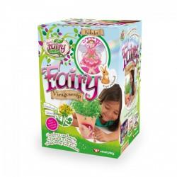 My Fairy Garden Virágcserép házikó - Lányos játékok - Lányos játékok My Fairy Garden