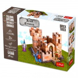 Brick Trick Erőd kreatív építőjáték - Építőjátékok - Építőjátékok Brick Trick