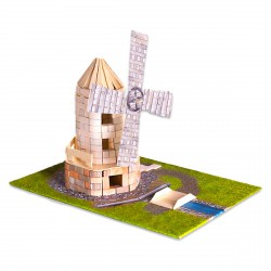 Brick Trick Szélmalom kreatív építőjáték - Építőjátékok - Építőjátékok Brick Trick