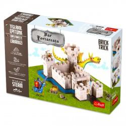 Brick Trick Vár kreatív építőjáték - Építőjátékok - Építőjátékok Brick Trick