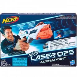 NERF Laser Ops Alphapoint lézerfegyver - Nerf játékok - Játék fegyverek NERF