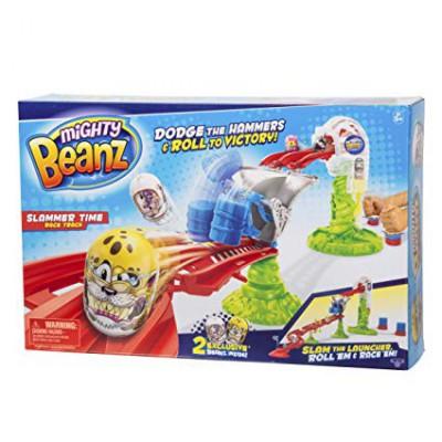 Mighty Beanz Slammer time versenypálya - MIGHTY Beanz figurák