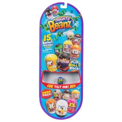 Mighty Beanz Nagy szett - 15 darabos - MIGHTY Beanz figurák
