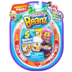 Mighty Beanz 5 darabos szett - MIGHTY Beanz figurák - MIGHTY Beanz figurák Mighty Beanz