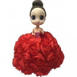 Flower Surprise - Meglepi Virágbaba - Red Rose - Flower Surprise - Meglepi Virágbabák - Flower Surprise - Meglepi Virágbabák Flower Surprise - Meglepi Virágbaba