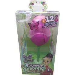 Flower Surprise - Meglepi Virágbaba - Pink Tulip - Flower Surprise - Meglepi Virágbabák - Flower Surprise - Meglepi Virágbabák Flower Surprise - Meglepi Virágbaba