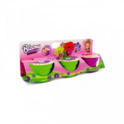 Bloomy Belles virágcserépbaba ajándékcsomag - Lányos játékok - Lányos játékok Bloomy Belles