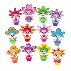 Bloomy Belles virágcserépbaba többféle változatban - Lányos játékok - Lányos játékok Bloomy Belles
