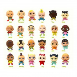 Pöttöm Borsóbabák - többféle változatban - Lányos játékok - Lányos játékok