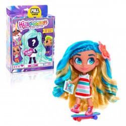 Hairdorables Imádnivaló nagy hajú meglepetés baba - Lányos játékok - Lányos játékok Hairdorables